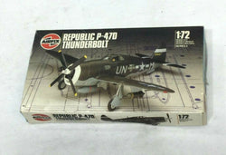 Airfix Vintage WWII US Army Republic P47-D Thunderbolt Model Kit 1:72 Scale NEW