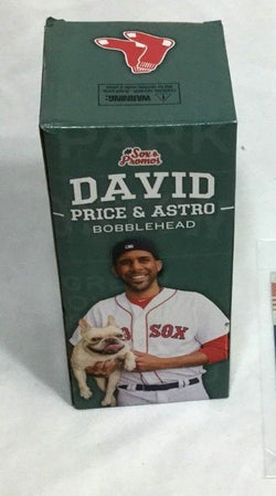 SGA 2016 Fenway Park Boston Red Sox David Price Bobblehead Figure New FREESHIP