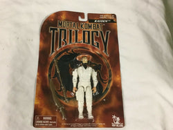 Vintage 1996 Mortal Kombat Trilogy Rayden Raiden Figure MOC MISP Sealed Carded