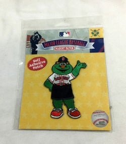 Fenway Park Boston Red Sox Mascot Wally the Green Monster Jersey Patch FREESHIP