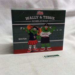 2016 Wally Green Monster & Tessie Boston Red Sox Bobblehead Figure Set FREESHIP