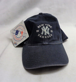 MLB New York Yankees Established 1901 Stressed Adjustable Hat Cap FREESHIP