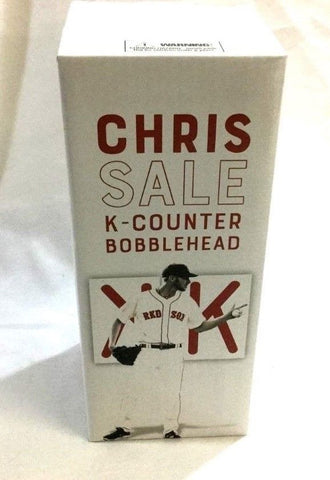 Boston Red Sox Chris Sale Bobblehead Doll Statue Figure SGA 4/13/18 FREESHIP