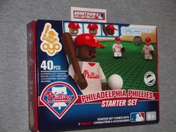 MLB Series 2 OYO Philadelphia Phillies Starter Set Infield 3 Figure Lot Field