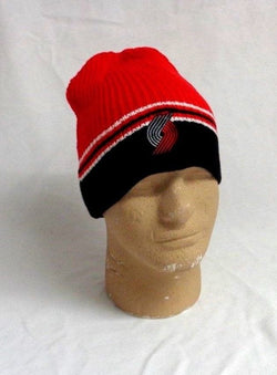 NBA Portland Trailblazers Winter Knit Hat Beanie Skull Cap Thermal Type FREESHIP