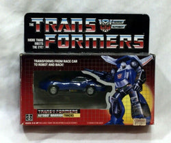 1985 Vintage G1 Transformers Tracks Boxed Complete Inserts Booklet Catalog Mint