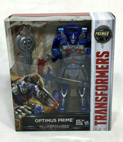 2017 Movie Transformers Last Knight Optimus Prime Voyager Class Boxed MIB Sealed