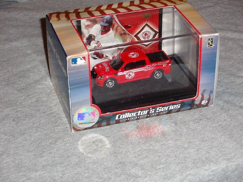 Boston Red Sox David Ortiz 1:64 Pickup Truck Upper Deck Series Case RARE
