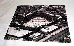 2010 Winter Classic Bruins vs Flyers Aerial View Fenway Park Rink 8x10 FREESP