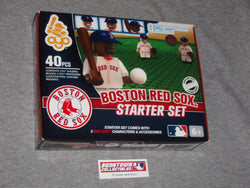 MLB Series 2 OYO Boston Red Sox Starter Set Infield 3 Figure Lot Field FREESHP