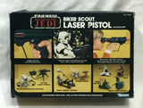 1983 Star Wars Return of Jedi ROTJ Biker Scout Laser Pistol Sealed Boxed MISB