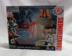 2015 Hasbro Transformers RID Minicon 4 Pack Special Edition Boxed Sealed FREESHP