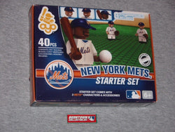 MLB Series 2 OYO New York Mets Starter Set Infield 3 Figure Lot Field FREESHIP
