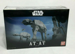 NEW Bandai Star Wars ESB ROTJ Empire Strikes AT-AT Plastic Model Kit Sealed