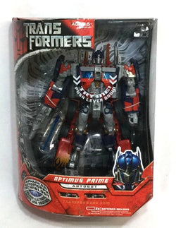 2007 Movie Transformers Optimus Prime Leader Class Boxed MIB Sealed FREESHIP