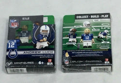 OYO Sports Figure Gen 1 Series 1 Indianapolis Colts Andrew Luck Rookie 2012