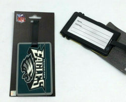 NFL Philadelphia Eagles Luggage Tag Travel Bag ID Golf Tag FREESHIP