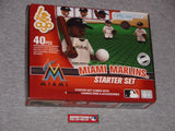 MLB Series 2 OYO Miami Marlins Starter Set Infield 3 Figure Lot Field FREESHIP