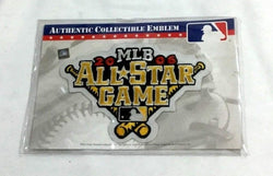 Official 2006 Allstar Game ASG Pittsburgh Pirates PNC Park Jersey Patch FREESHIP