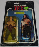 1983 Star Wars Return of the Jedi ROTJ Rancor Keeper Figure MOC Sealed 77 Back