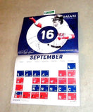 2018 Boston Red Sox Calendar Schedule Team Issued Cora Betts Benintendi FREESHIP