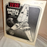 1984 Vintage Kenner Star Wars ROTJ Imperial Shuttle Complete Boxed FREESHIP