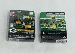 OYO Sports Figure Generation 1 Series 1 NFL Green Bay Packers Randell Cobb