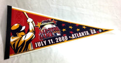 2000 MLB Baseball Allstar Game Pennant Atlanta Braves Turner Field (A1) FREESHIP