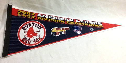 2007 American League AL East Division Pennant Boston Red Sox ALDS Logo FREESHIP