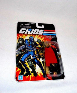 2007 Hasbro GI Joe 25th Anniversary French Canadian Destro Figure Sealed MOC