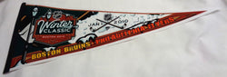 2010 Winter Classic Fenway Park Boston Bruins Philadelphia Flyers Pennant FREESP