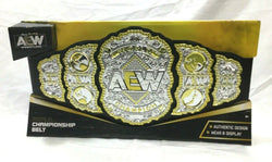AEW All Elite Wrestling World Championship Belt Wear or Display Jericho WCT Toys