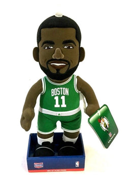 NBA Boston Celtics Kyrie Irving Plush Bleacher Creature Doll Figure FREESHIP
