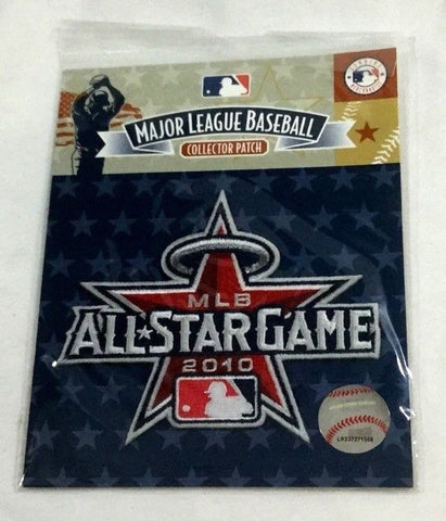 Official 2010 Allstar Game ASG California Anaheim Angels Jersey Patch FREESHIP
