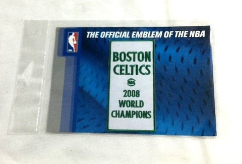 Have one to sell? Sell now Official 2008 NBA World Champions Boston Celtics Garden Banner Patch Team Issue