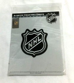 NHL Official National Hockey League Shield Logo Large Patch Emblem FREESHIP