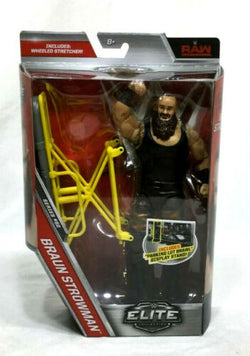 Mattel WWE Elite Collection Series 52 Braun Strowman Figure Sealed Boxed FREESHP
