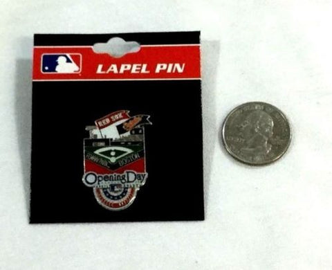 Boston Red Sox Baltimore Orioles 2013 Opening Day Pin Fenway Park Facade FREESHP