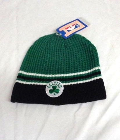 ... NBA Boston Celtics Winter Knit Hat Beanie Skull Cap Thermal Type  FREESHIP 546434e7dd7