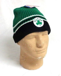 NBA Boston Celtics Winter Knit Hat Beanie Skull Cap Thermal Type FREESHIP