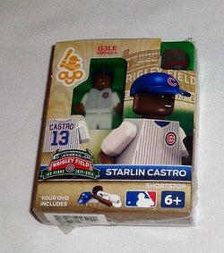 Wrigley Field 100th Anniversary Chicago Cubs Starlin Castro OYO Action Figure