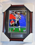 New England Patriots Tom Brady Superbowl MVP Matted Framed Picture 13x16