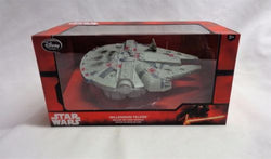 Disney Star Wars ESB ROTJ Millennium Falcon Deluxe Diecast Boxed Sealed