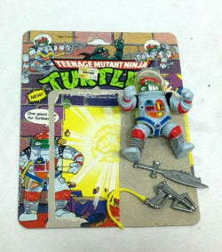 Teenange Mutant Ninja Turtles TMNT Ralph Space Cadet Figure Complete Cardback