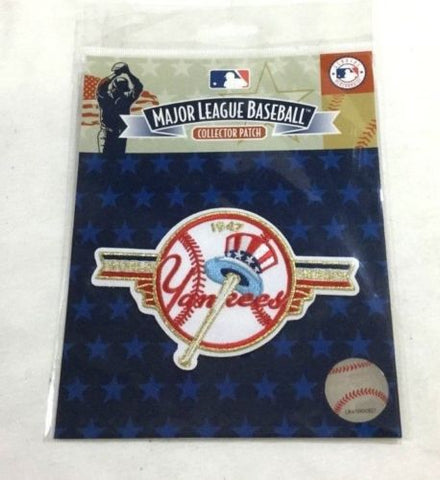 Official New York Yankees 1947 World Series Champions Jersey Patch FREESHIP