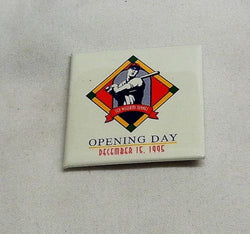 December 1995 Boston Red Sox HOF Ted Williams Tunnel Opening Day Pin FREESHIP