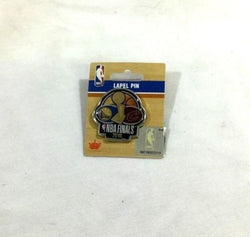 2018 NBA Finals Golden State Warriors Cleveland Cavaliers Duel Logo Pin FREESHIP