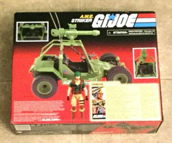 NEW 2020 GI Joe Awe Striker & Figure Walmart Exclusive Retro Reissue FREESHIP