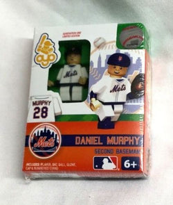 OYO Sports Figure Generation 1 Citi Field New York Mets Daniel Murphy FREESHIP
