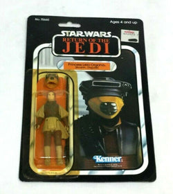 1983 Star Wars Return Jedi ROTJ Princess Leia Boushh Figure Sealed 77 Back MOC